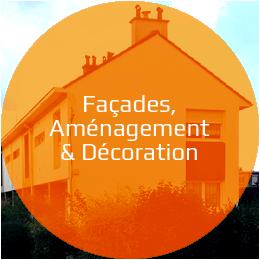 Façades, aménagement & décoration