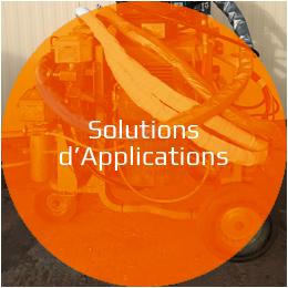 Solution d'Applications